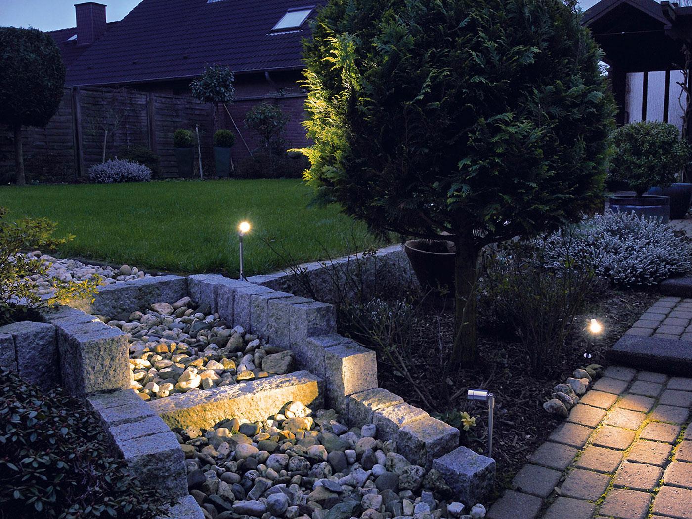 Outdoorküche Garten Rostock : Gartenbeleuchtung rostock