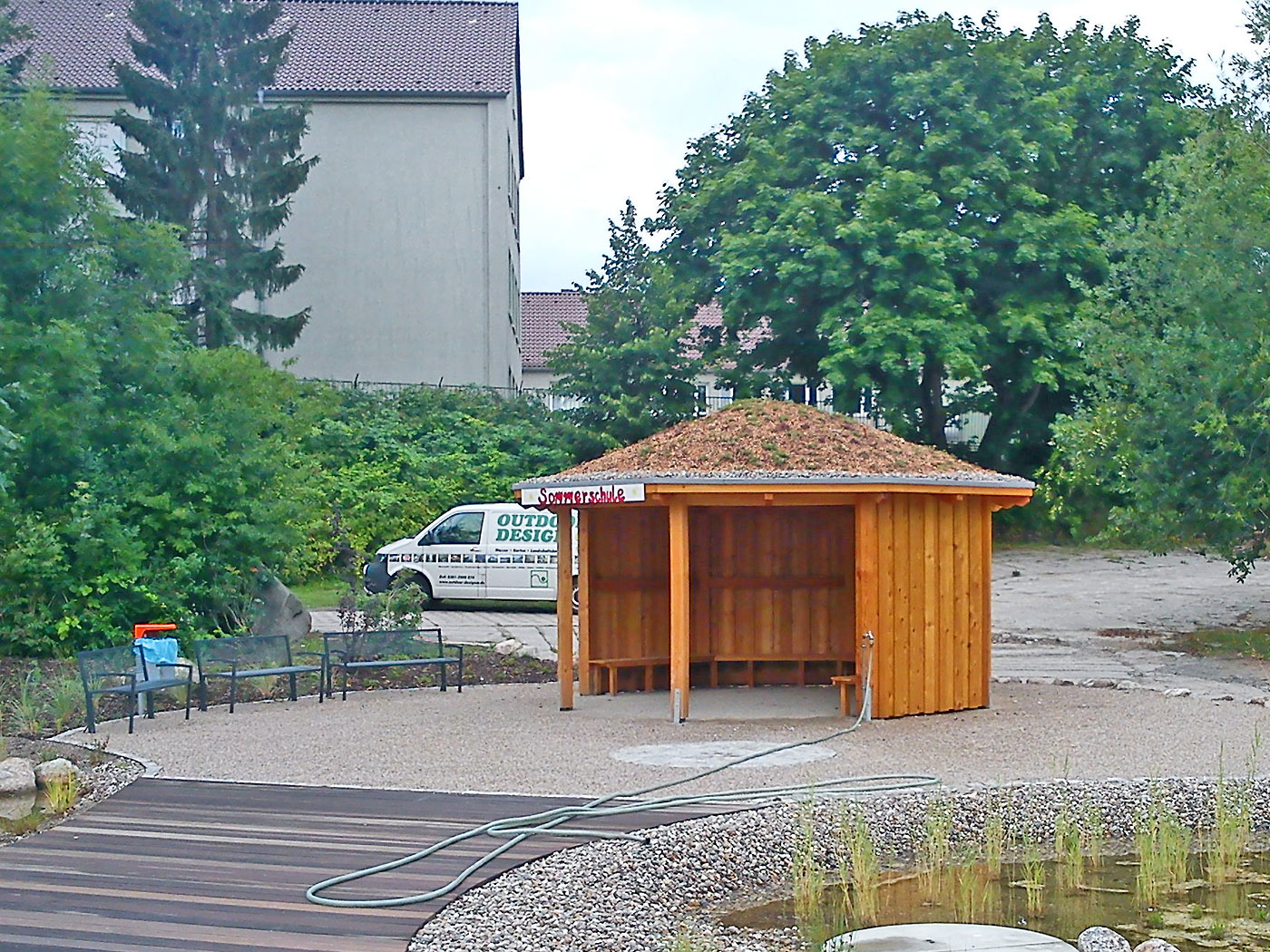 Gartenhauser Gartenhaus Rostock
