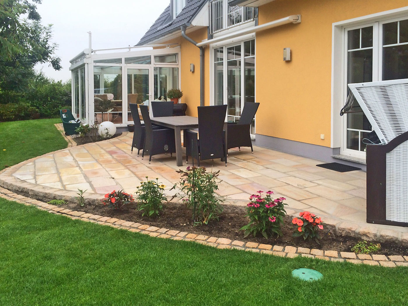 Outdoorküche Garten Rostock : Terrassendach terrassenüberdachung rostock